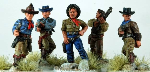 5 Cowboys