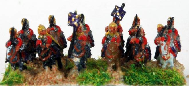 6 Mm Persian Cavalry 420-392 BC