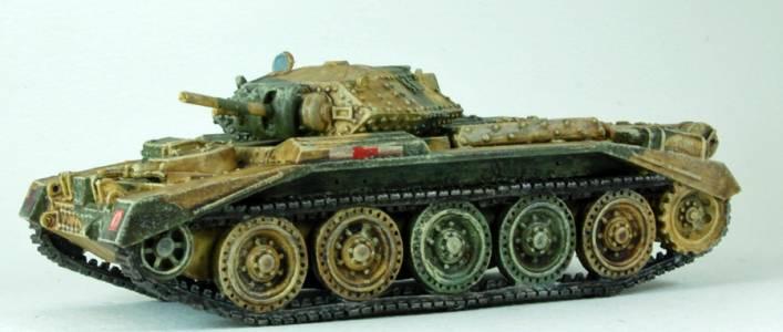 8th Army Crusader Tank