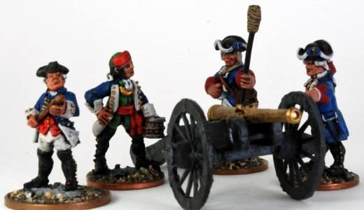 AWI Gun & Crew