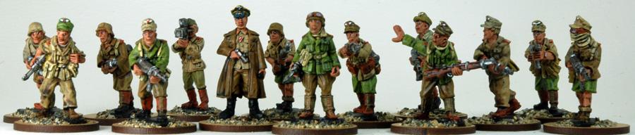 Afrikakorps Squad