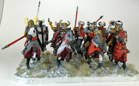 Andrew\'s Heavy Knights