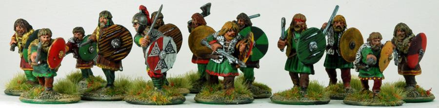 Andrew\'s Sheepskin Warband