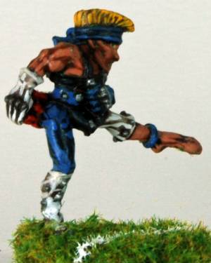 Blood Bowl Elf Kicker 1