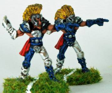 Blood Bowl Elves 5
