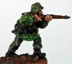 Bolt Action Late War Waffen SS 1.