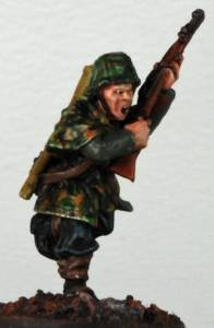 Bolt Action Late War Waffen SS 10