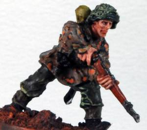 Bolt Action Late War Waffen SS 2a