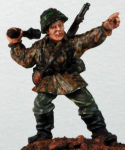 Bolt Action Late War Waffen SS 3