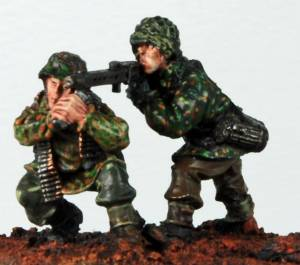 Bolt Action Late War Waffen SS 4-5