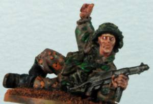 Bolt Action Late War Waffen SS 6