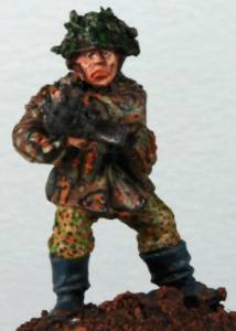 Bolt Action Late War Waffen SS 8
