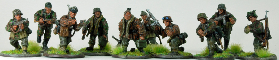 Bolt Action Plastic SS 1