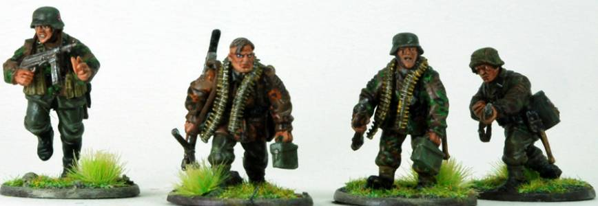 Bolt Action Plastic SS 3