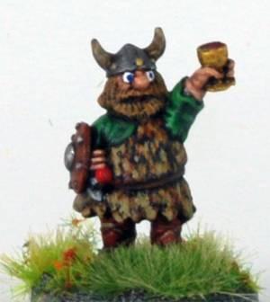 Comic Viking