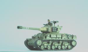 Flames of War Israeli Super Sherman