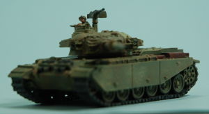 Flames of War Israel Chieftain Tank