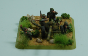 Flames of War 7.5 PaK 40 Anti-tank Gun