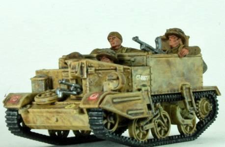 Desert Bren Gun Carrier