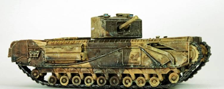 Desert Churchill Tank (2)