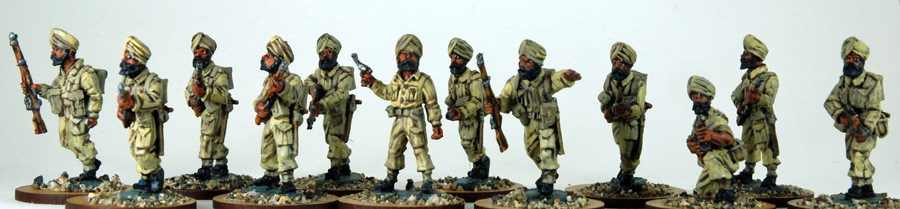 Desert Indians 1942