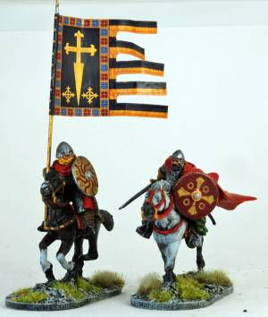 El Cid And Banner