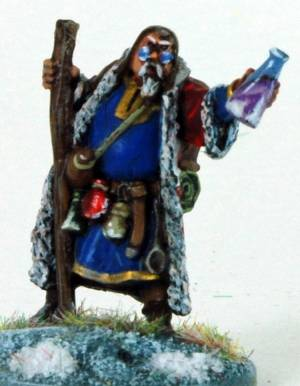 FROSTGRAVE Apothecary A
