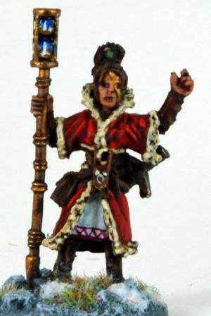 FROSTGRAVE Chronomancer Wizard 1