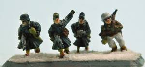 Flames Of War Volksgrenadier Schutzer Platoon