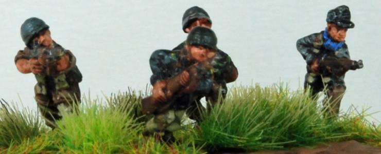 FoW Fallschirmjager Squad 1