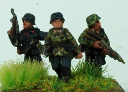 FoW \'HG Division\' Command Team