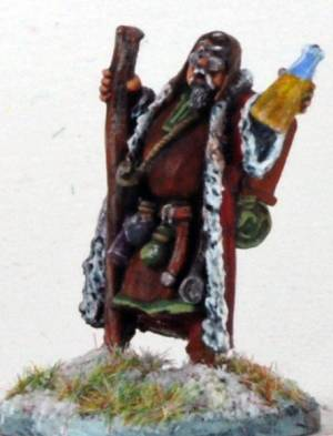 Frostgrave Apothecary 4(F)