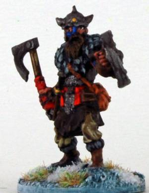 Frostgrave Barbarian Kight (F)