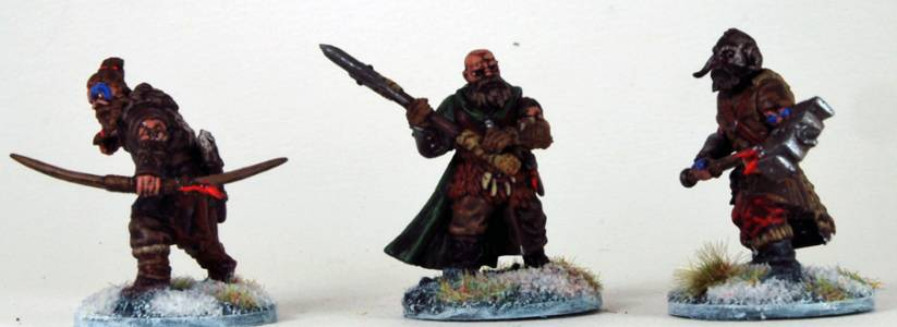 Frostgrave Barbarians (three)