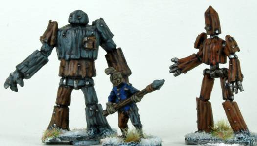 Frostgrave Constructs
