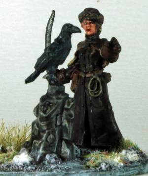 Frostgrave Crow Master