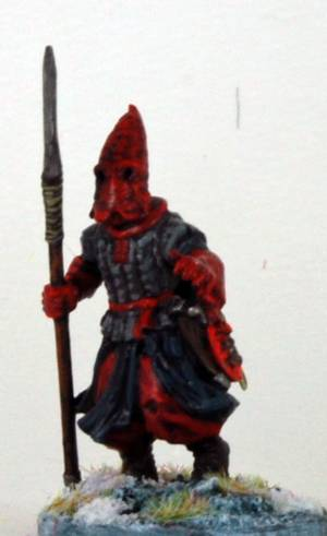 Frostgrave Cultist 9 (F)