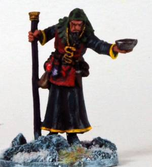 Frostgrave Cultist Apothecary F