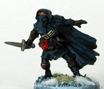 Frostgrave Cultist Thief