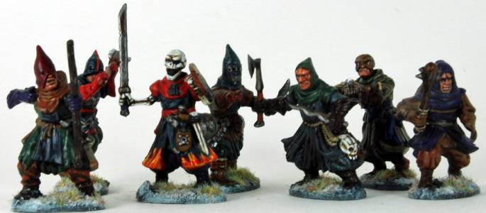 Frostgrave Cultists Warwand