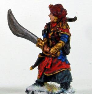 Frostgrave Demon Hunter