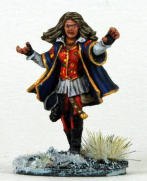 Frostgrave Distortionist Wizard F