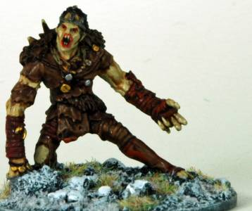 Frostgrave Ghoul King