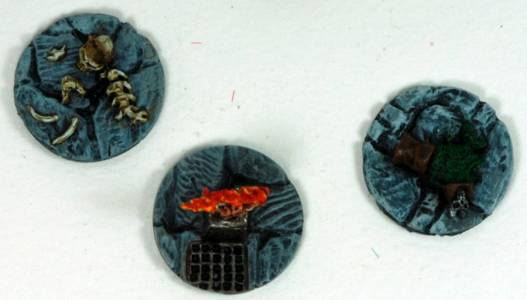 Frostgrave Lich Kord Treasure Tokens