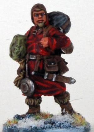 Frostgrave Pack Mule 2(F)