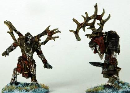 Frostgrave Rangifers