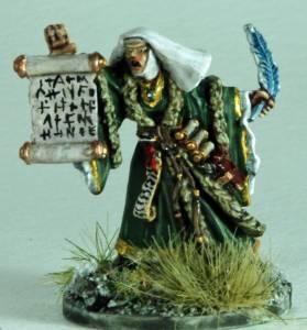 Frostgrave Sigilist Wizard