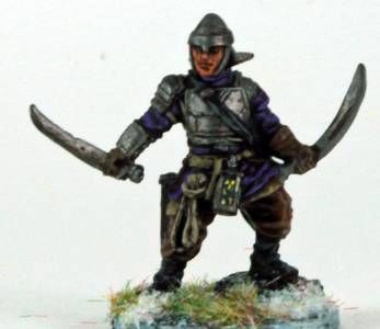 Frostgrave Tunnel Fighter