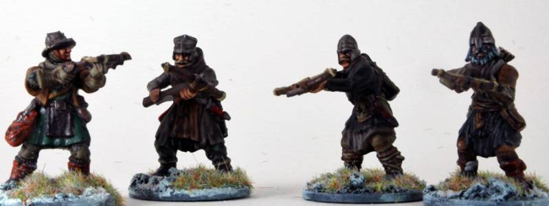 Frostgrave Crossbow Men 1