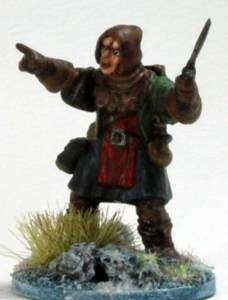 Frostgrave Soldier (1) \'thief\'